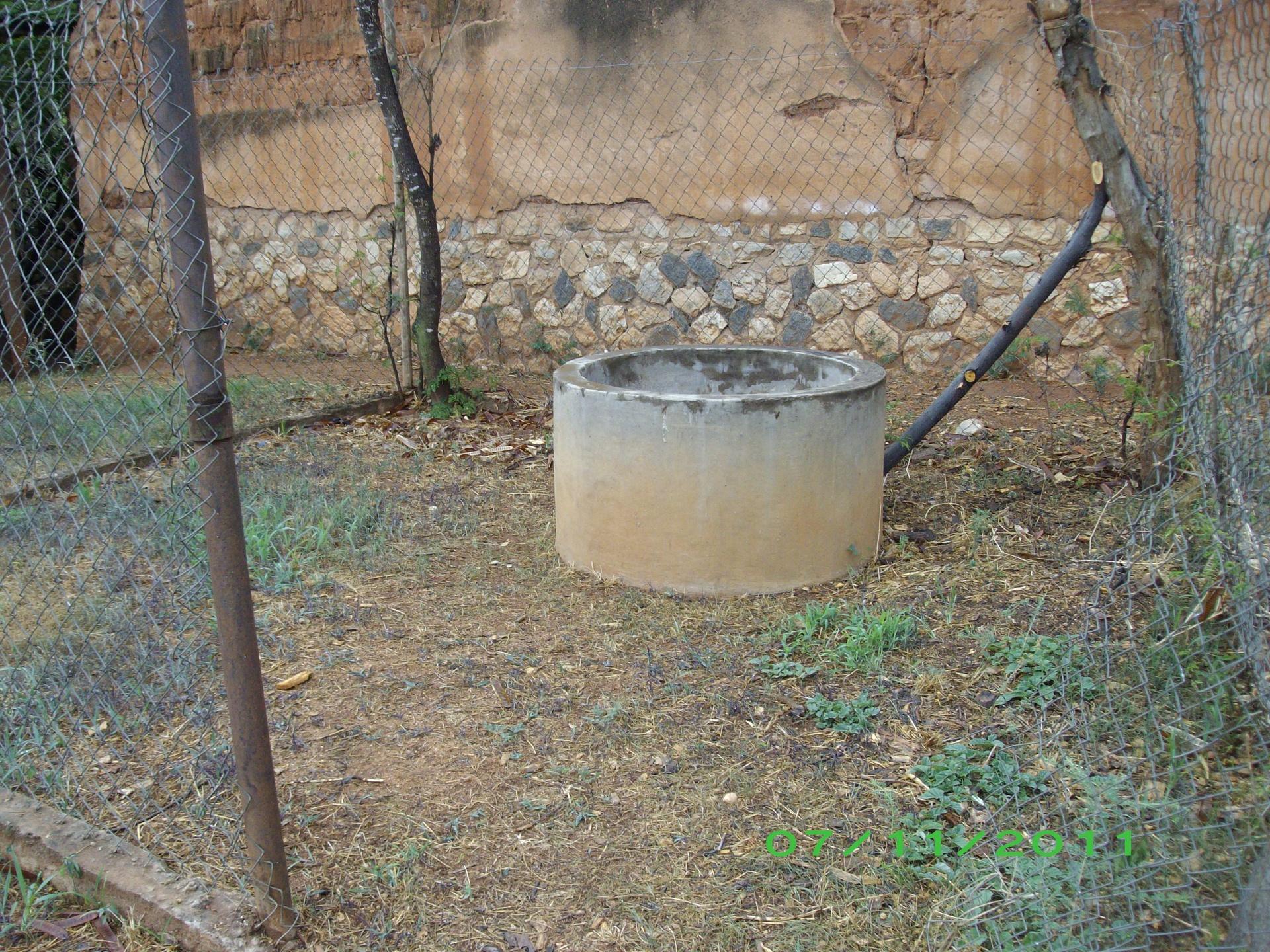 Biogas manure mixer